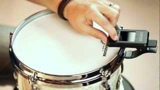 getlinkyoutube.com-Mike Johnston Introduces Tune-Bot Drum Tuner