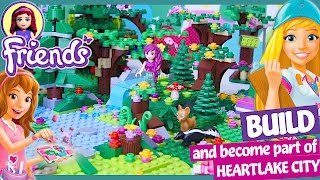 LEGO Friends Designer Competition Contest 2017 Silly Story Play Kids Toys