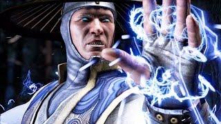 getlinkyoutube.com-Mortal Kombat X - Raiden Klassic Ladder Walkthrough and Ending