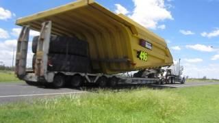 Superładunek - 60-tonowa wywrotka