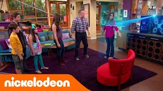 getlinkyoutube.com-I Thunderman | Mamma è incinta! | Nickelodeon