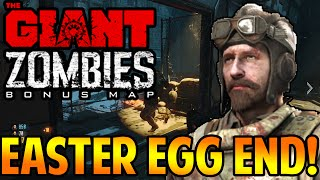 "Black Ops 3 Zombies THE GIANT ""EASTER EGG ENDING"" RICHTOFEN""s GRAND SCHEME THEORY!"