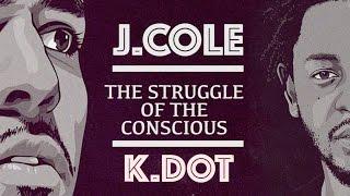 getlinkyoutube.com-J.Cole x Kendrick Lamar - The Struggle Of The Conscious  ( Type Beat )