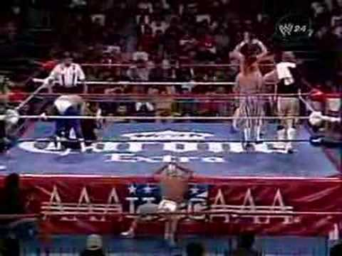 H Santo Octagón vs L Machine E Guerrero (Mask vs Hair) 1