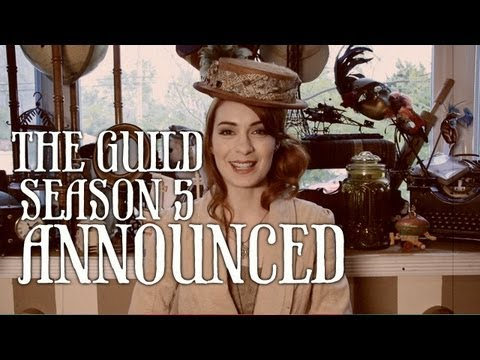 The Guild Season 5 Is Coming!