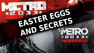 getlinkyoutube.com-Metro 2033 AND Redux Easter Eggs And Secrets HD