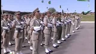 إسمع ما يقال للجندي الجزائري عندما يتخرج من المدرسة العسكرية / wahidkha
