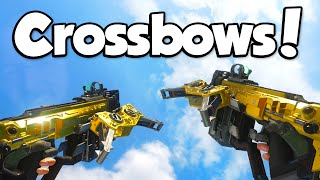 getlinkyoutube.com-AKIMBO CROSSBOWS!? (Call of Duty: Black Ops 3 Crossbow)