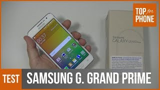 getlinkyoutube.com-SAMSUNG GALAXY GRAND PRIME - test par Top-For-Phone.fr