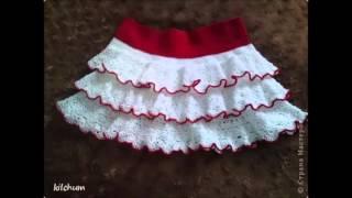 getlinkyoutube.com-Muestras de faldas en crochet