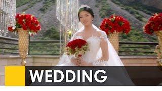 Лучшая свадьба Кыргызстана 2016 от студии Сентябрь! Бишкек. Организатор - Event de Luxe