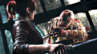 getlinkyoutube.com-Resident Evil Revelations 2 Gameplay PS4 - Claire Redfield