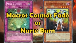 getlinkyoutube.com-Macro Cosmos Fade vs Nurse Burn