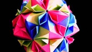 getlinkyoutube.com-How to make an Origami Cherry Blossom Ball
