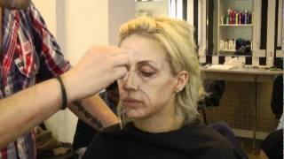 Theatrical Old Age Make-Up