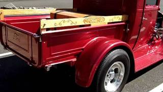 getlinkyoutube.com-1927 Ford Model T Hot Rod Pickup