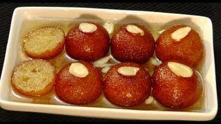 getlinkyoutube.com-Gulab Jamun - Indian Dessert Recipe