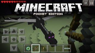 getlinkyoutube.com-Майнкрафт ПЕ 0.14.0/0.15.0 Портал в Эндер Мир/Minecraft PE The End