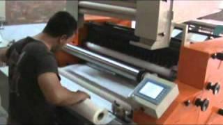 getlinkyoutube.com-Masina za toalet papir i ubruse u rolnama - Machine for toilet paper and hand towels in rolls