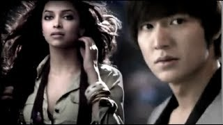 getlinkyoutube.com-Lee Min Ho & Deepika's Love Story