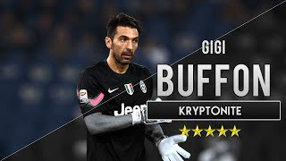 getlinkyoutube.com-Gianluigi Buffon HD - Kryptonite - Juventus -  Amazing Saves - 2015