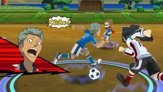 getlinkyoutube.com-(Dolphin 720P) Inazuma Eleven Strikers - Show Time Part 1
