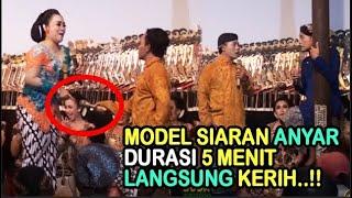 Limbukan Cak Percil CS Bersama Dalang Ki Sun Gondrong di Gurah Kediri - 06 Januari 2018