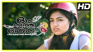 Ohm Shanthi Oshaana Movie Scenes | Nivin reject Nazriya's proposal | Nivin leaves town