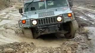 getlinkyoutube.com-Hummer H1 offroading