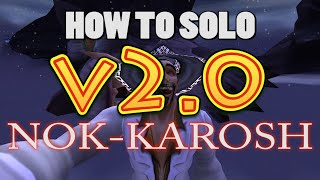 getlinkyoutube.com-Make 30k+ Gold! How to Solo Nok Karosh Version 2.0 || patch 6.2