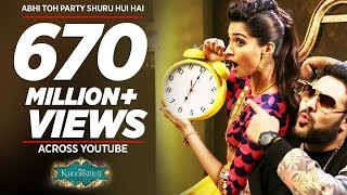 getlinkyoutube.com-'Abhi Toh Party Shuru Hui Hai' FULL VIDEO Song | Khoobsurat | Badshah | Aastha