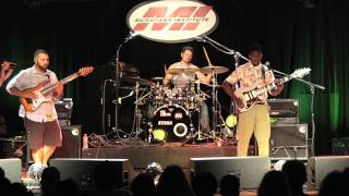 getlinkyoutube.com-Animals As Leaders Concert at Musicians Institute