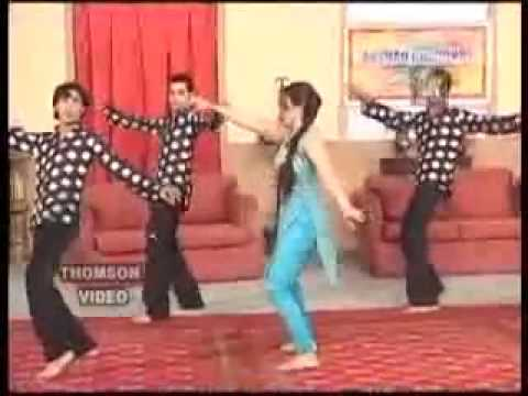 Pakistani Stage Dance   Saima Khan   Way Baimana Bhul Te