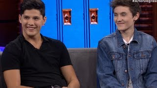 getlinkyoutube.com-After Degrassi: Ricardo Hoyos & Spencer Macpherson