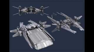 getlinkyoutube.com-STAR CITIZEN || ANVIL CRUCIBLE (REPAIR SHIP)