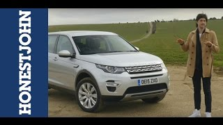 getlinkyoutube.com-Land Rover Discovery Sport Review: 10 things you need to know