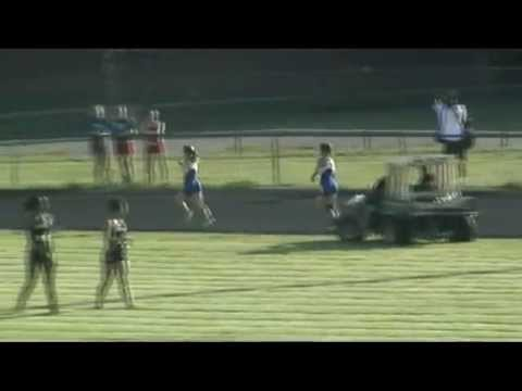 Franklin Central's Nolting & McCann 2013 Sectional 1600 M Run