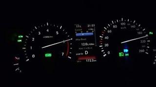 Lexus Rx 450h 313 hp 2016 acceleration 0-200