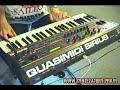 Quasimidi Sirius | demo (2 of 2) by syntezatory.prv.pl