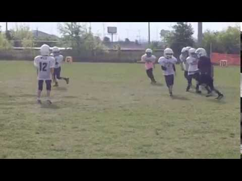 Jake Canales 8yo Football 4-12-14
