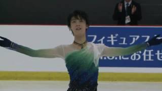 getlinkyoutube.com-Yuzuru HANYU FS 2016 Autumn Classic International