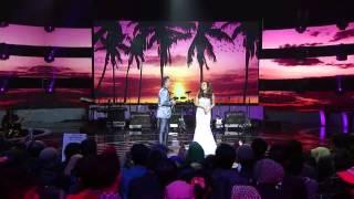 getlinkyoutube.com-Ayu Ting Ting feat Andika Pratama - Syahdu / Road to Dangdut Award MNCTV (27/9)