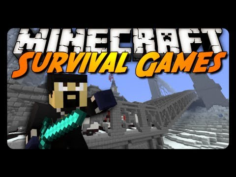 Survival Games - THE AVENGER!!! w/ AntVenom & xRpMx13!