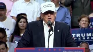 Obamacare y migración serán los retos del Presidente Trump en su segundo mes