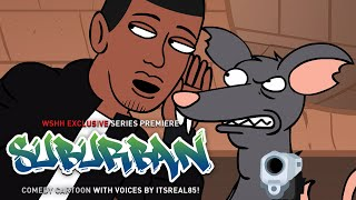 """WSHH Presents """"Suburban"""" Animated Comedy Series! (Episode 1)"""