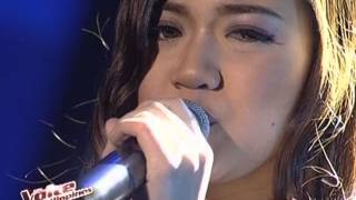 "getlinkyoutube.com-THE VOICE Philippines : Morissette Amon ""WHO YOU ARE"" Live Performance"
