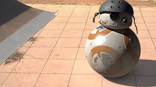 getlinkyoutube.com-Real life BB-8 [Star Wars]