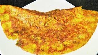 गव्हाचं घावन  | Gavhache Ghavan | Wheat Flour Dosa by madhurasrecipe | Breakfast Recipe