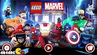 getlinkyoutube.com-LEGO Marvel Super Heroes: Universe in Peril - Part 14 - Asteroid M: Showdown