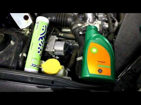 Замена масла в КПП Subaru Impreza